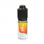 Vapouriz 50/50 E Liquid - Lemon & Mango